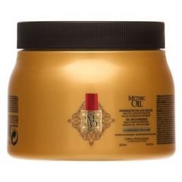 L´Oréal Professionnel Mythic Oil Oil Rich Mask maska pro hrubé vlasy 500 ml