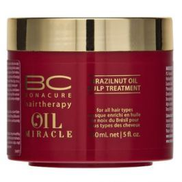 Schwarzkopf Professional BC Bonacure Oil Miracle Brazilnut Oil Pulp Treatment maska pro barvené vlasy 150 ml