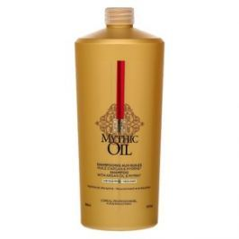 L´Oréal Professionnel Mythic Oil Shampoo šampon pro hrubé a nepoddajné vlasy 1000 ml