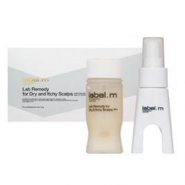 Label.M Therapy Lab Remedy Treatment vlasová kúra pro citlivou pokožku hlavy 24 x 10 ml