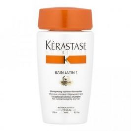 Kérastase Nutritive Bain Satin 1 Exceptional Nutrition Shamp šampon pro normální vlasy 250 ml