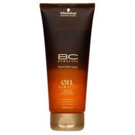 Schwarzkopf Professional BC Bonacure Oil Miracle Argan Oil šampon pro normální až husté vlasy 200 ml