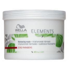 Wella Professionals Elements Renewing Mask maska pro regeneraci, výživu a ochranu vlasů 500 ml