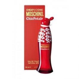 Moschino Cheap & Chic Chic Petals toaletní voda pro ženy 50 ml