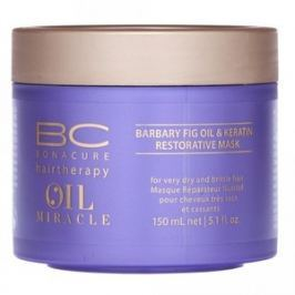 Schwarzkopf Professional BC Bonacure Oil Miracle Barbary Fig Oil & Keratin maska pro velmi suché a křehké vlasy 150 ml