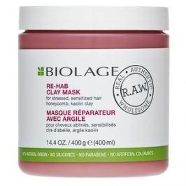 Matrix Biolage R.A.W. Re-Hab Clay Mask maska pro namáhané, zcitlivělé vlasy 400 ml
