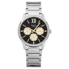 Pánské hodinky Casio MTP-E312D-1B1