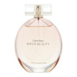 Calvin Klein Sheer Beauty toaletní voda pro ženy 10 ml Odstřik