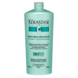 Kérastase Resistance Bain Force Architecte šampon pro poškozené vlasy 1000 ml