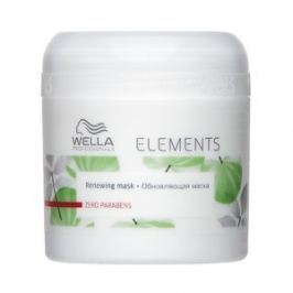 Wella Professionals Elements Renewing Mask maska pro regeneraci, výživu a ochranu vlasů 150 ml
