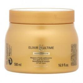 Kérastase Elixir Ultime Beautifying Oil Masque maska pro všechny typy vlasů 500 ml