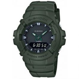 Pánské hodinky Casio G-100CU-3A