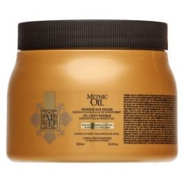 L´Oréal Professionnel Mythic Oil Oil Light Masque maska pro jemné a normální vlasy 500 ml