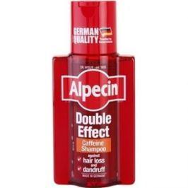 Alpecin Double Effect šampon proti vypadávání vlasů 200 ml