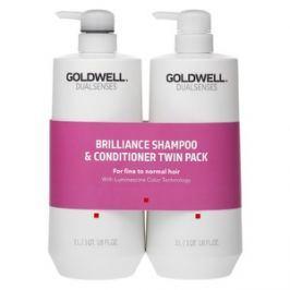 Goldwell Dualsenses Color Brilliance Duo sada pro barvené vlasy 2 x 1000 ml