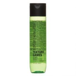 Matrix Total Results Texture Games Shampoo šampon pro všechny typy vlasů 300 ml