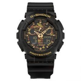 Pánské hodinky Casio GA-100CF-1A9