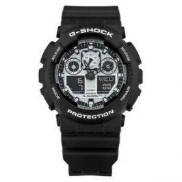 Pánské hodinky Casio GA-100BW-1A