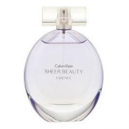 Calvin Klein Sheer Beauty Essence toaletní voda pro ženy 10 ml Odstřik