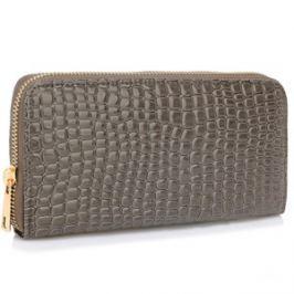 L&S Fashion LSP1074 peněženka šedá