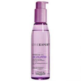 L´Oréal Professionnel Série Expert Liss Unlimited Shine Perfecting Blow-Dry Oil uhlazující olej pro nepoddajné vlasy 125 ml