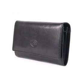 Tony Perotti Dámská kožená peněženka Italico 1073 - černá