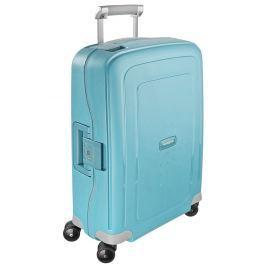 Samsonite Kabinový cestovní kufr S'Cure Spinner 10U 34 l - tyrkysová