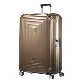 Samsonite Cestovní kufr Neopulse Spinner 44D 124 l - hnědá