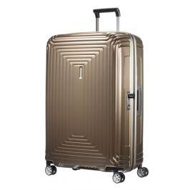 Samsonite Cestovní kufr Neopulse Spinner 44D 94 l - hnědá