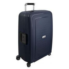 Samsonite Cestovní kufr S'Cure DLX Spinner U44 79 l - modrá