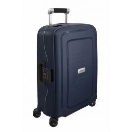 Samsonite Kabinový cestovní kufr S'Cure DLX Spinner U44 34 l - modrá