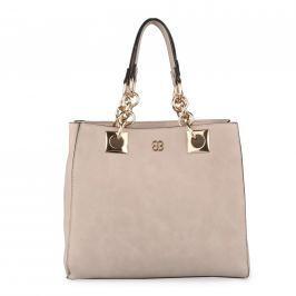 Bessie London Dámská kabelka do ruky BW3227 - béžová