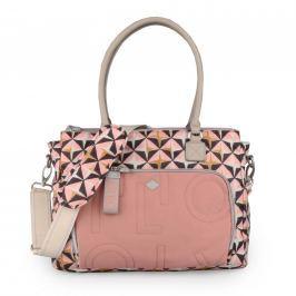 Oilily Přebalovací taška Charm Geometrical 4170000167 - růžová