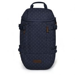 EASTPAK Batoh Topfloid Denim Checks EK02D15S 21 l