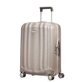 Samsonite Kabinový cestovní kufr Lite-Cube Spinner 33V 43,5 l - zlatá
