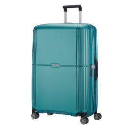 Samsonite Cestovní kufr Orfeo Spinner CC4 96 l - tyrkysová
