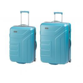 Travelite Travelite Vector 2w M,L Turquoise – sada 2 kufrů