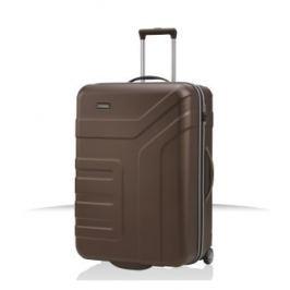 Travelite Travelite Vector 2w M,L Brown – sada 2 kufrů