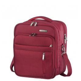 Travelite Textilní palubní taška Capri Board Bag horizontal Red 89804-10