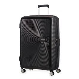 American Tourister Cestovní kufr Soundbox Spinner EXP 32G 97/110 l - černá