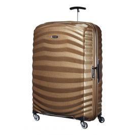 Samsonite Cestovní kufr Lite-Shock Spinner 98V 124 l - hnědá