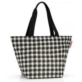 Nákupní taška přes rameno Reisenthel Shopper M Fifties black