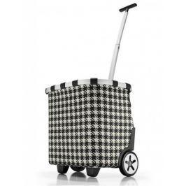 Nákupní košík na kolečkách Reisenthel Carrycruiser Fifties black