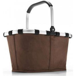 Nákupní košík Reisenthel Carrybag hnědý