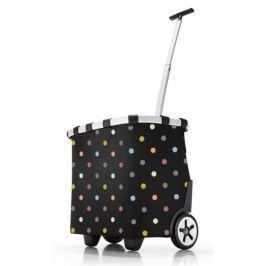 Nákupní košík na kolečkách Reisenthel Carrycruiser Dots
