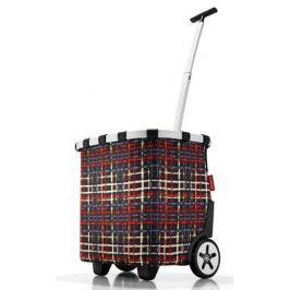 Nákupní košík na kolečkách Reisenthel Carrycruiser Wool