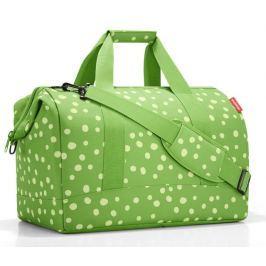 Cestovní taška Reisenthel Allrounder L Spots green