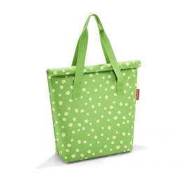 Termotaška na oběd Reisenthel Fresh lunchbag iso L Spots green