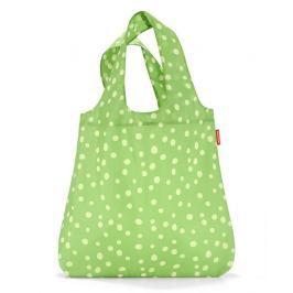 Ekologická taška Reisenthel Mini Maxi Shopper Spots green