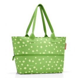 Kabelka Reisenthel Shopper e1 Spots green